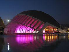 L'Hemisfèric - Valencia Architecture
