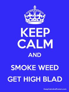 Get high on #weed