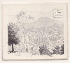 Erotic exlibris Mark F. Severin 1 in Antiquitäten & Kunst, Antiquarische Bücher, Bibliophilie & Buchkunst, Exlibris | eBay