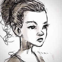"""Lovely addative & subtractive work that gois to show work doesn't have to be """"clean"""" and has mor life - DG - work by David Hohn (@david_hohn) 