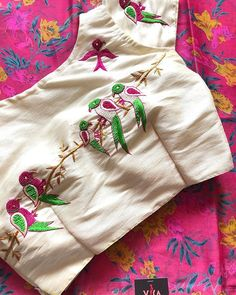Beautiful maggam work blouse for rs 9500 - only blouse