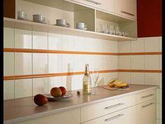 Kitchen Wall Tile Design Ideas - YouTube