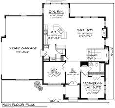 Plan #70-1181 - Houseplans.com
