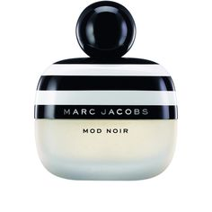 Marc Jacobs Mod Noir 1.7 Eau De Parfum (115 CAD) ❤ liked on Polyvore featuring beauty products, fragrance, perfume, beauty, makeup, fillers, edp perfume, marc jacobs, marc jacobs fragrance and eau de perfume