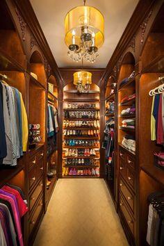 Luxury Shoe Storage