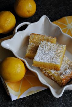 Cake mix lemon cream cheese bars | Suzanne www.you-made-that.com