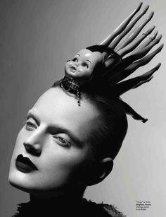 Costume Inspiration......Dolly Mohawk .......k