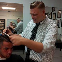 good barber low fade razor part