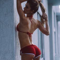 Anllela Sagra Instagram Snapchat gym fitness model