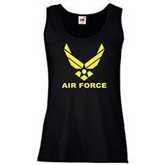Camiseta tirantes logo Air Force Precio:EUR 9,06