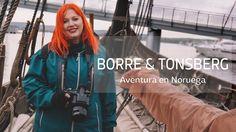 Aventura en Noruega: BORRE & TONSBERG, Midgard, drakkars y vikingos