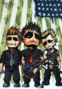 green day - a scary version but still green day