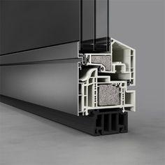 josko platin hebeschiebet r detailschnitt arbeiterg 9 ausstattung pinterest platin. Black Bedroom Furniture Sets. Home Design Ideas