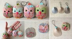 How to DIY Adorable Felted Owl thumb
