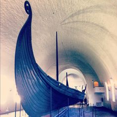 Vikingskipshuset (The Viking Ship Museum)