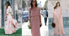 How To Wear a Maxi Now | sheerluxe.com