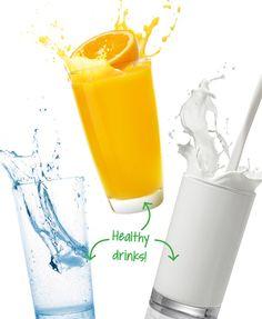 Healthy Drink .