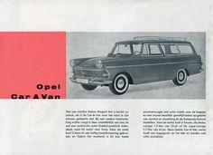 1961 Opel