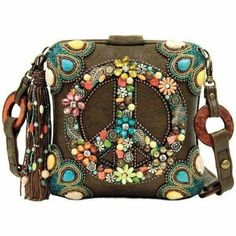 Beadwork purse