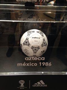 Azteca México 1986
