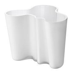 Aalto vase by Alvar Aalto.