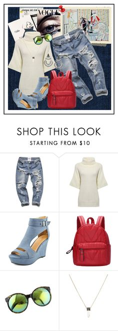 """""""Too Much Casual :)"""" by ul-inn ❤ liked on Polyvore featuring women's clothing, women, female, woman, misses and juniors"""