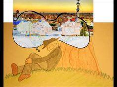 Conte: en Gaudí i en Gaudell - YouTube Antoni Gaudi, Diego Rivera, 4 Kids, Conte, Teaching Art, Projects For Kids, Great Artists, Storytelling, Barcelona