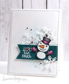 Cute simple and clean card