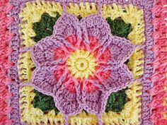 Ravelry: Fall Blossom pattern by Aurora Suominen.. Free pattern!