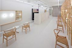 end...Link Beauty Salon by Yasunari Tsukada Design in interior design  Category