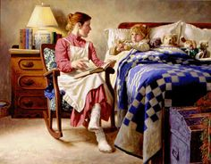 The Bedtime Story: Jim Daly