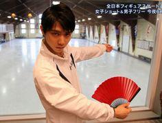 ちょんまげ|羽生結弦選手が素敵すぎて困っている人のブログ。Yuzuru hanyu