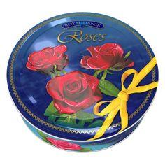 #Mother'sDay with #RoyalDanskSA Custom Cookies, Tin, Pewter