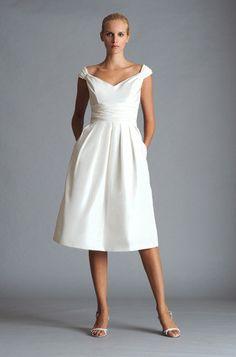 alternative bridal - jenny yoo wedding dress collections - stylemepretty lookbook