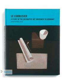 Book by Le Corbusier seen at www.thefanzynet.com