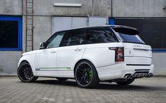 Range Rover Vogue Lumma