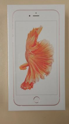 Apple iPhone 6S Plus (Latest Model) - 64GB - Rose Gold Smartphone *brand new*