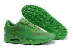 promo code ae05b fa7fc 570 Vert Nike Air Max 90 Hyperfuse Homme De Course Pas Cher shop in shop  stores fiesta on sale