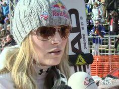 Ski-WM: Vonn verzichtet auf Super-Kombi - YouTube