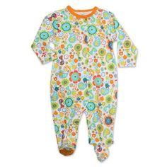 Zutano Baby-girls Infant Balalaika Footie $30.00