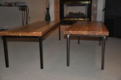 Cedar Tables Cedar Table, Living Rooms, Tables, Decor Ideas, Reading, Books, Furniture, Home Decor, Lounges