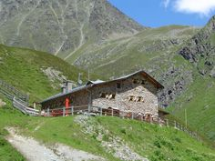 Ambergerhutte, Tirol Austria