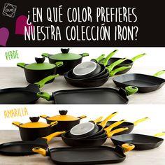 Has participado en nuestro #concurso? En qué #color te llevarías la colección #ironbyangelleon?