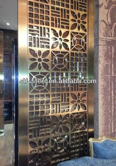 decorative metal guard wall modern - Google Search