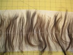 Sew wig