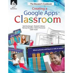 Cook up amazing recipes with this engaging, resourceful Google™ cookbook! Great for both the beginning and seasoned Google-using teacher, this resource is the perfect tool to help guide teachers using