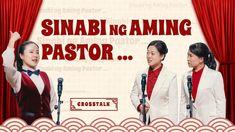 "Christian Crosstalk ""Our Pastor Said …"" Christian Skits, Christian Films, Christian Videos, True Faith, Faith In God, Jesus Second Coming, Jesus Return, Bible Society, Jesus Bible"