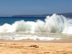 Big Beach- Maui  favorite place in the world