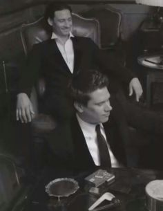 David and Urs