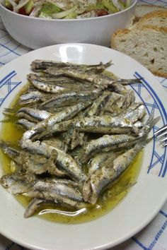 Fish Recipes, Seafood Recipes, Cookbook Recipes, Cooking Recipes, Bon Appetit, The Cure, Food And Drink, Appetizers, Snacks